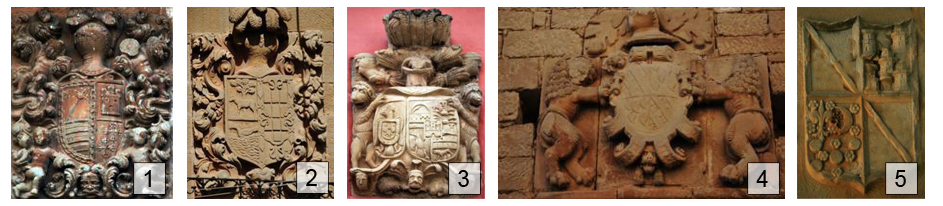 Escudos. Patrimonio artístico
